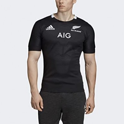 adidas all blacks rugby jersey