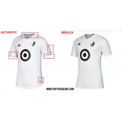 adidas authentic jersey soccer