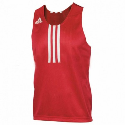 adidas boxing training competition jersey
