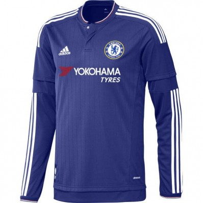 adidas chelsea fc authentic home match jersey 2015/16
