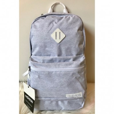 adidas classic 3s iii backpack jersey white