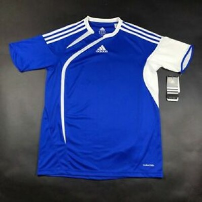 adidas climacool soccer jersey