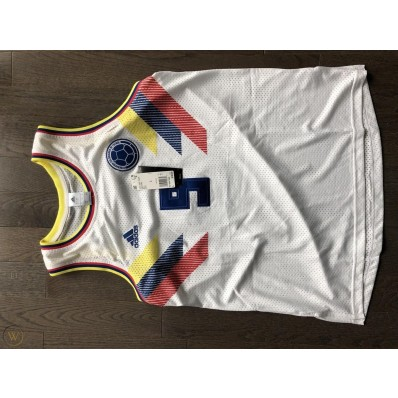 adidas colombia jersey tank
