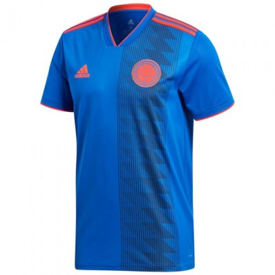 adidas colombia soccer jersey 2018