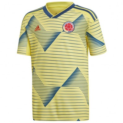 adidas colombian jersey with number