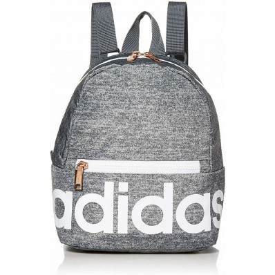 adidas linear mini backpack jersey one size