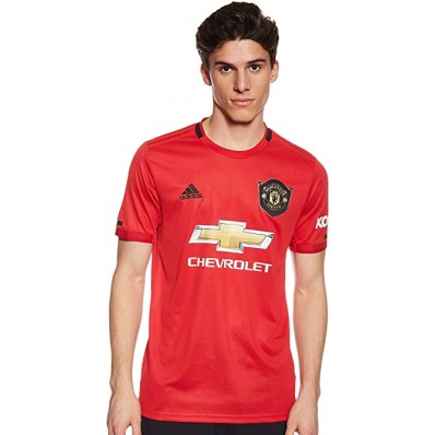 adidas manchester united home jersey 2019-2020