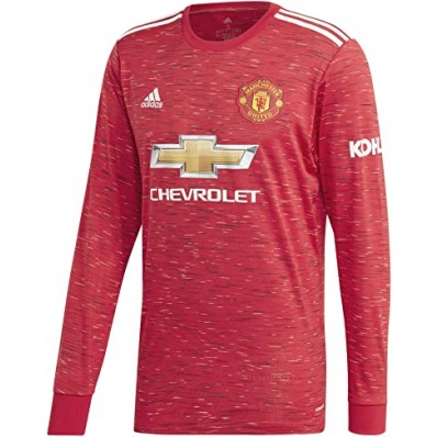 adidas manchester united jersey long sleeve