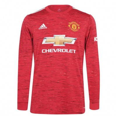adidas manchester united long sleeve jersey