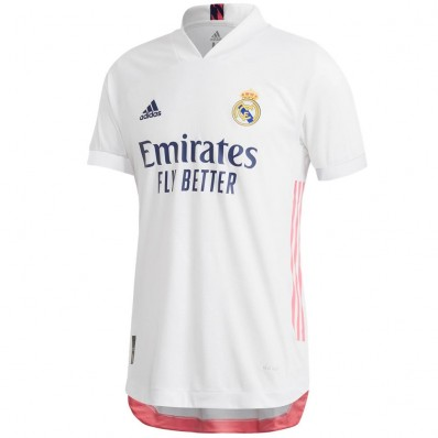adidas men's real madrid 20/21 home jersey