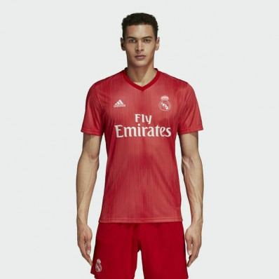 adidas mens jersey red
