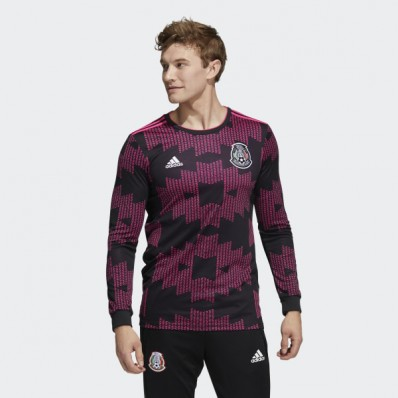 adidas mexico jersey 2020 long sleve