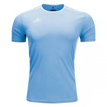 adidas youth soccer jersey blue